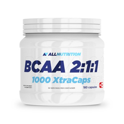BCAA 2:1:1, 180 kapsula