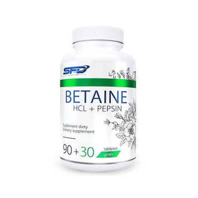 Betain HCL + pepsin