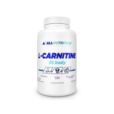 L-karnitin, 120 kapsula