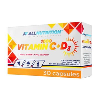 Vitamin D + C