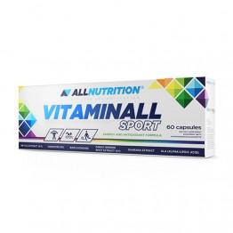 Vitaminall SPORT, 60 kapsula