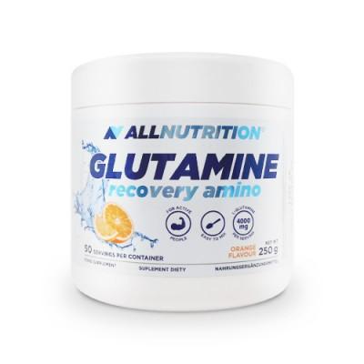 Glutamin, okus naranče, 250 g