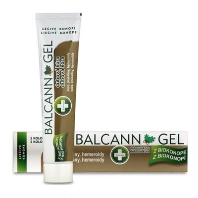 Balcann oak tree gel, 75 ml