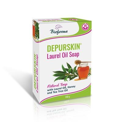 Depurskin® sapun s uljem lovora i čajevca
