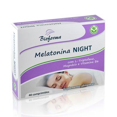 Melatonin Night, 40 tableta