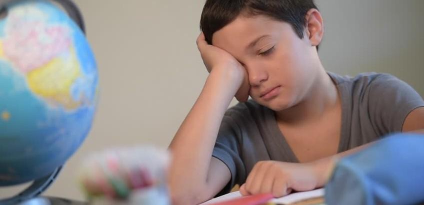 Pomanjkanje energije kod djece