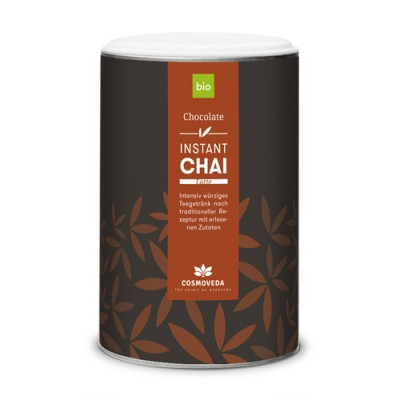 Chai Latte - chocolate