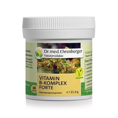 Biljni vitamin B kompleks