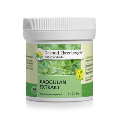 Jiaogulan ekstrakt