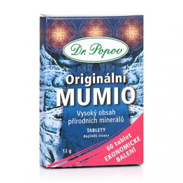 Mumyo - Shilajit, 60 tableta