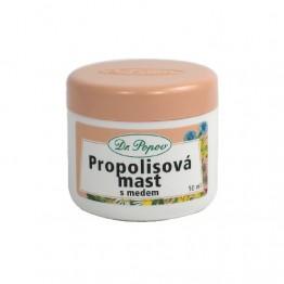 Propolis mast s medom, 50 ml