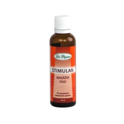 Stimulan ulje za lokalnu masažu