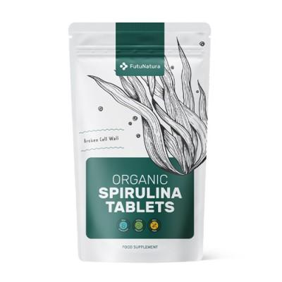 Bio spirulina tablete