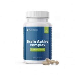 Brain Active kompleks, 60 kapsula