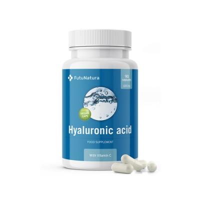 Hijaluronska kiselina 600 mg + vitamin C