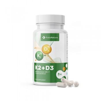 Vitamin K2 D3 - za kosti