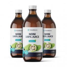 3 x Noni sok - imunološki sustav, 500 ml