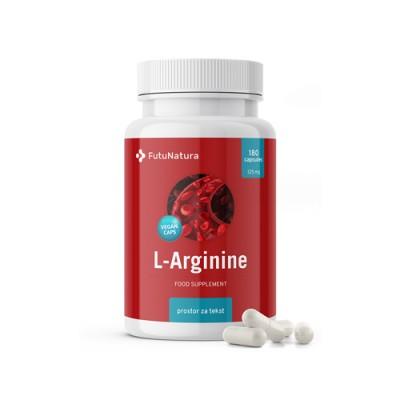 L-arginin 500 mg