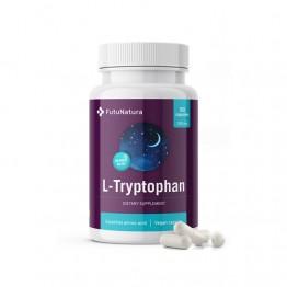 L-Triptofan 500 mg, 90 kapsula