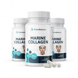 3 x Morski kolagen, 90 kapsula