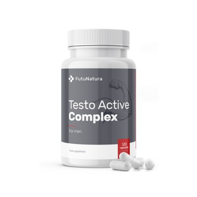 Testo Active kompleks - testosteron