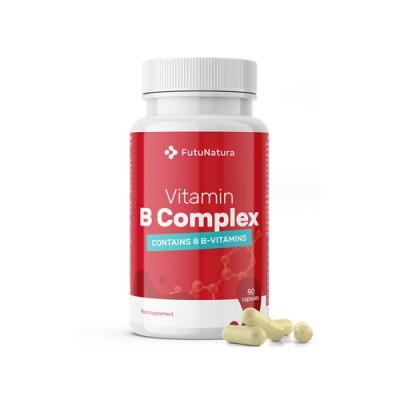 Vitamin B kompleks kapsule