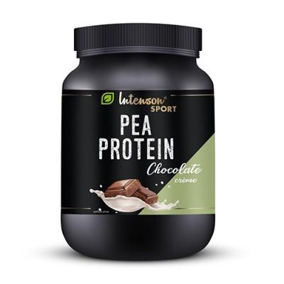Proteini graška s čokoladom