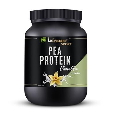 Proteini graška s vanilijom