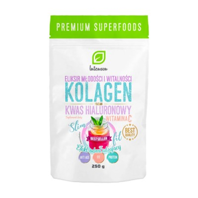 Kolagen + Vitamin C + hijaluronska kiselina