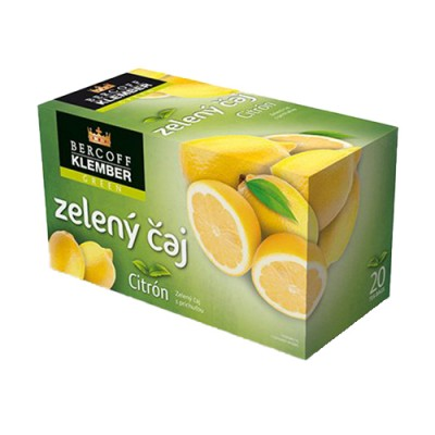 Zeleni čaj limun