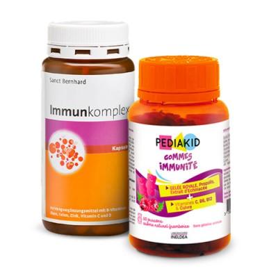 Imunološka otpornost za djecu i odrasle