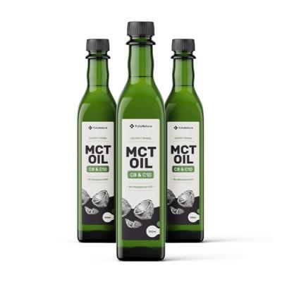 100% kokosovo MCT ulje