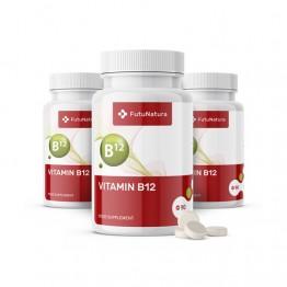 3x Vitamin B12, ukupno 270 tableta
