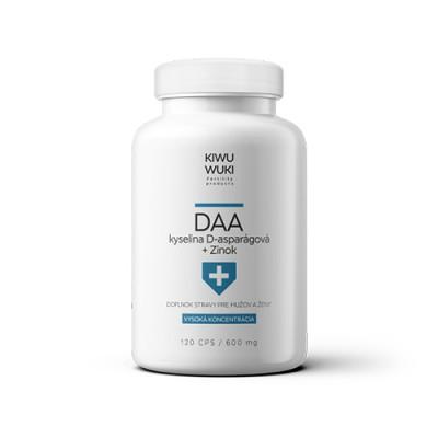 DAA - D-asparaginska kiselina + Cink