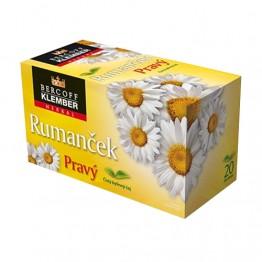 Čaj od kamilice, 20x1,5 g
