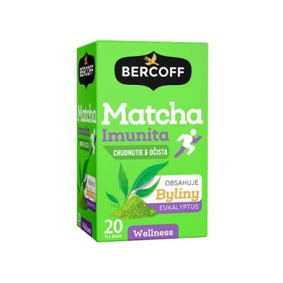 Čaj od Matche