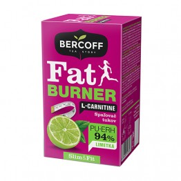 Čaj Fat Burner, L-karnitin, 20 x 1,5 g