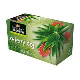 Zeleni čaj s aloe verom, 20x1,5 g