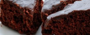 LCHF čokoladna torta s avokadom