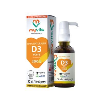 Vitamin D3 kapi