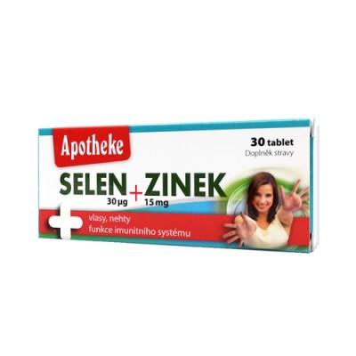 Selen + Cink