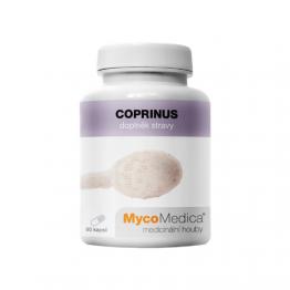 Coprinus gljive, 90 kapsula