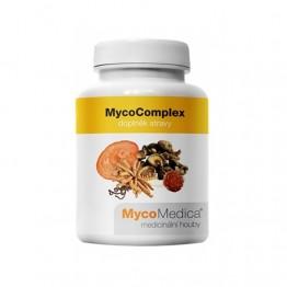 MycoComplex, 90 kapsula - mješavina 4 gljive