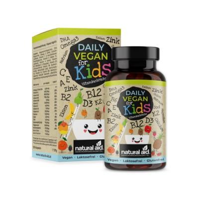 Veganski vitamini i minerali za djecu