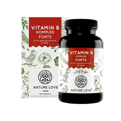 Vitamin B kompleks forte kapsule