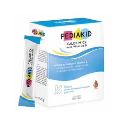 Kalcij + vitamin D3 za djecu