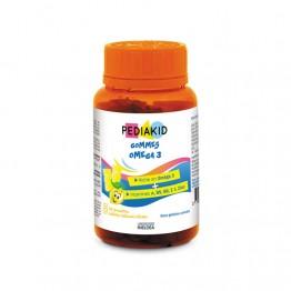 Omega 3 s vitaminima za djecu, 60 gumenih bombona