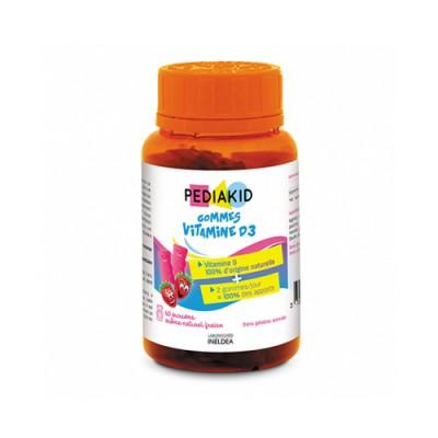 Vitamin D3 za djecu, 60 gumenih bombona