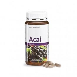Acai jagode 500 mg, 180 kapsula