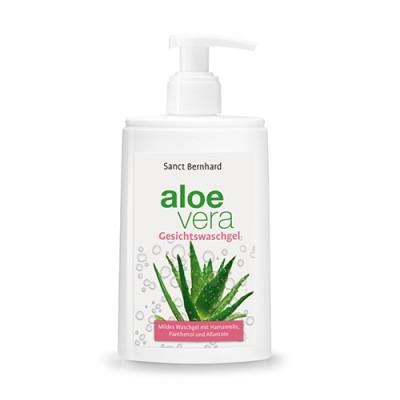 Aloe vera gel za čišćenje lica